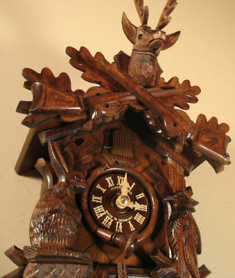 Black Forest Cuckoo Clock 1 day Musical
