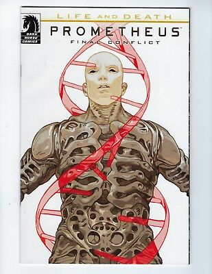 Prometheus: Life And Death - Final Conflict (Variant Cover, Apr 2017), Nm New