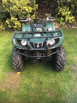 yamaha grizzly 350 4x4 2012 road legal