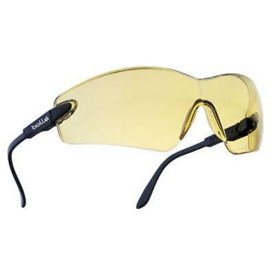 Bolle Viper Spectacles Yellow Ref BOVIPPSJ [Pack 10]