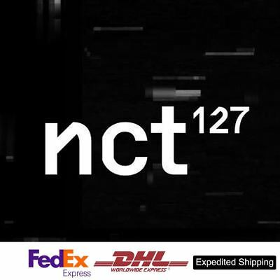 NCT 127 NCT #127 Regulate 1st Repackage Full Ver CD+Booklet+Card+Etc+Tracking #