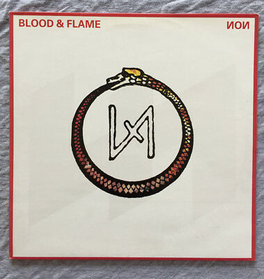 "NON ‎– Blood & Flame 12"" ( Boyd Rice )"