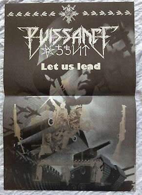 "PUISSANCE - Let Us Lead - 12"" limited incl. poster"