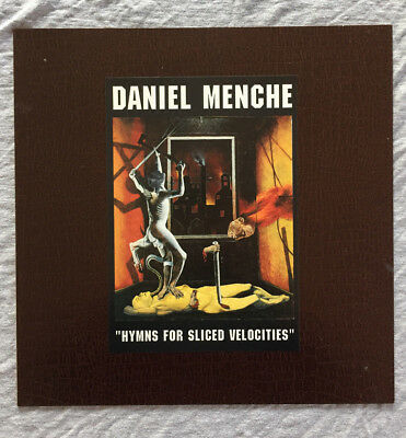 "DANIEL MENCHE - Hymns for Sliced Velocities 12"" - limited / hand numbered"