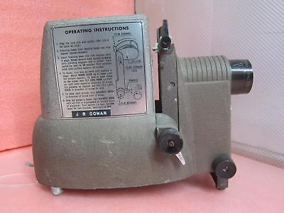 Vintage Bell & Howell Specialist 500 Slide Projector As-Is_