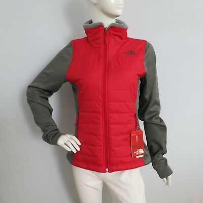 6814e3c6d THE NORTH FACE W Mashup Pl Vst Gilet Donna Bianco Tnf White/Light ...