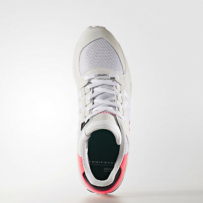 reputable site 80bdf 6a027 adidas Men s Equipment Support RF (White White Turbo) Running Shoes (Size