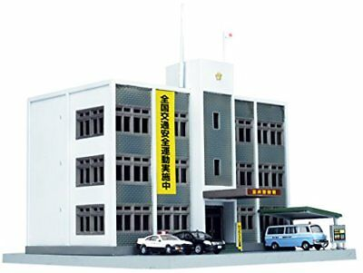 Tomytec Jiokore Building Collection Ken Colle 094-2 police station 2 di... Japan