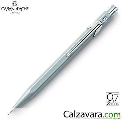 Caran d'Ache 844 Portamine 0,7 | Mechanical PenciL CdA | Grigio Grey