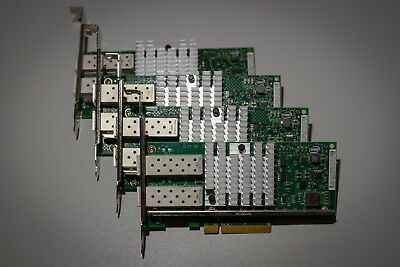 Intel X520-DA2 10 Gigabit NIC 10GBe SFP+ Dual Port Server Adapter E10G42BTDA FP