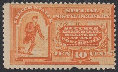 TDStamps: US Special Delivery Stamps Scott#E3 10c Unused NG (CV$675 for MNH)