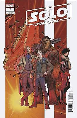 Star Wars Solo Adaptation #2 (Of 5) Pacheco Variant 1:25 Marvel Comics