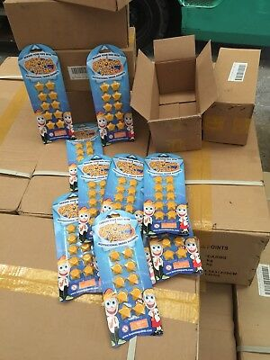 wholesale 14,440 packs Magnets stars 5 pallets RRP £28,000+ business opportunity