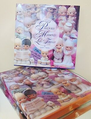 RARE Artists Signed Precious Moments Last Forever A Collectors Guide Book/Cover