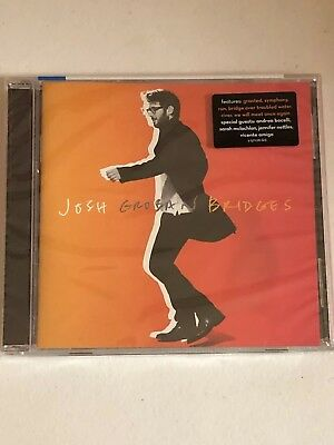 Josh Groban Bridges 2018 Cd Unopened In Mint Condition