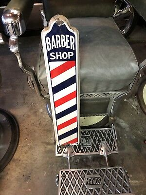 Antique Barber Sign for barber shop