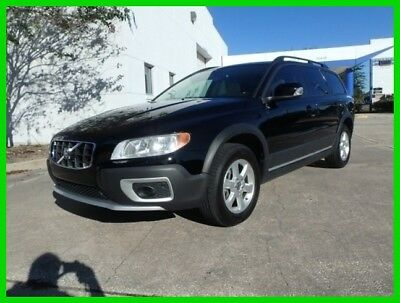 2009 Volvo XC70 AWD WAGON ONLY 65K MILES AT SNRF HEAT LTHR AC FM CD 2009 VOLVO XC70 3.2 AWD 1 OWNER 65K MILES AT SNRF LTHR AC LOADED PRICED TO SELL