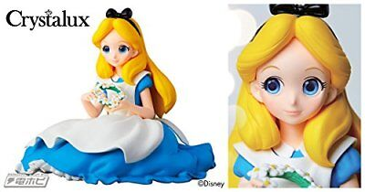 Disney Characters Crystalux ALICE Alice's Adventures in Wonderland Japan