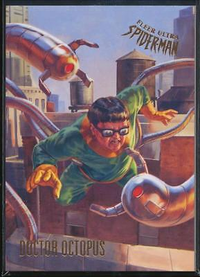 2017 Fleer Ultra Spider-Man Trading Card #12 Doctor Octopus