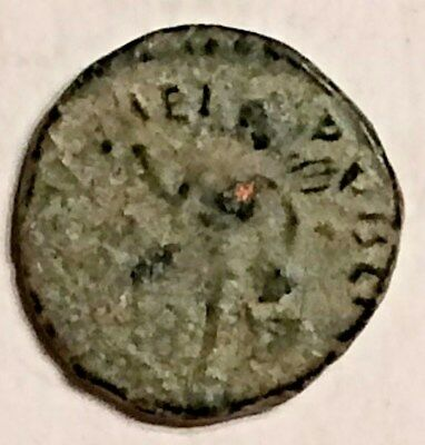 EXTREMELY NICE ANTIQUE ROMAN  COIN  4th - 5th CENTURY AD DUG IN EUROPE