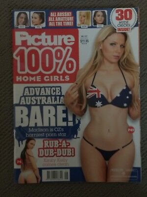 The Picture 100% Home Girls Magazine # 107