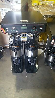 Bunn-O-Matic ICB TWIN TALL Brewer - Commercial Coffee Maker ONLY