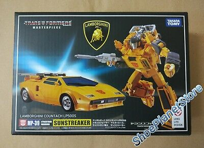 Takara Tomy Transformers Masterpiece Mp-39 Sunstreaker Lince Mp39 Disponibile