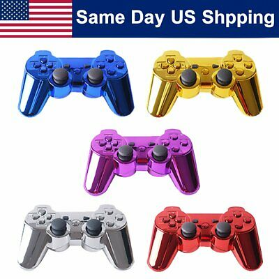 Replace Wireless Controller for PS3 Playstation 3 Bluetooth Remote Gamepad