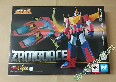 Bandai SOC Soul Of Chogokin GX-81 ZAMBOACE GX81 ZAMBOT ACE DISPONIBILE