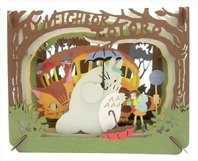 Ensky paper Theater My Neighbor Totoro strange encounter Japan