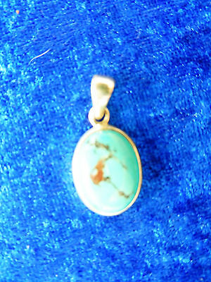 Beautiful, Ancient Pendants__925 Silver__with Beautiful Turquoise_