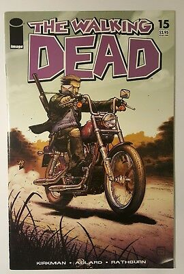 The Walking Dead #15 first print