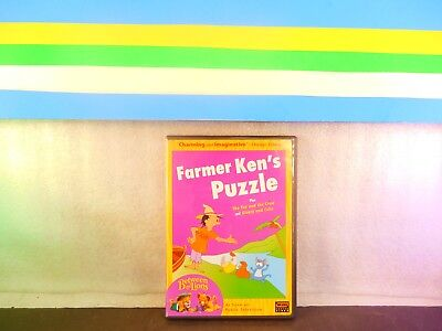 Between the Lions: Farmer Kens Puzzle on DVD