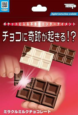TENYO JAPAN Miracle Milk Chocolate FROM JAPAN magic tricks