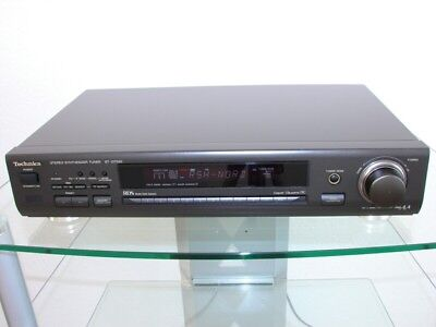 Technics ST-GT550 Stereo Tuner with RDS - Reception,Incl. Zub 12 Months Warranty