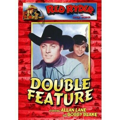 Red Ryder and Little Beaver Double Feature, Vol. 2 (REGION 1 DVD New)