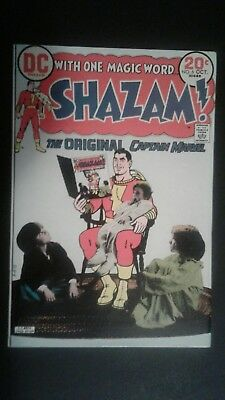 Shazam! #6 The Original Captain Marvel (DC) 1973 VF/NM Upcoming Movie!!!