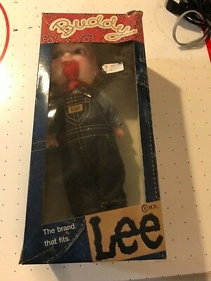 Buddy Lee Promotional Doll Lee Jeans