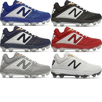 New Balance Fresh Foam 3000v4 TPU Low Men's Baseball Low-Cut Cleats Comfy Shoes