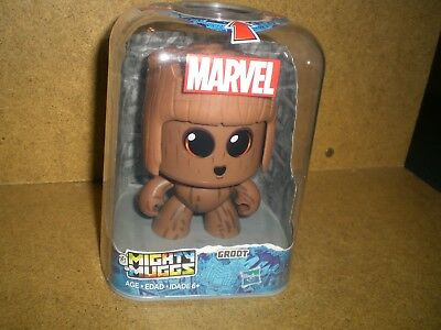 GROOT Marvel MIGHTY MUGGS 02 Action Figure 2017 NEW