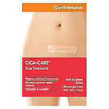 Cica Care Gel Sheet 6cmX12cm (This Contains 1 Sheet Only)