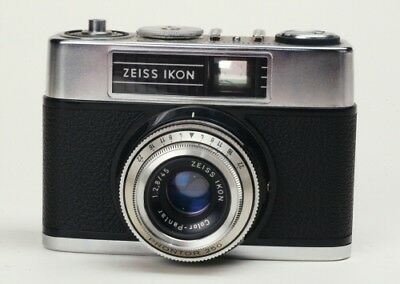 Zeissikon Contina - Lk Made In Germany