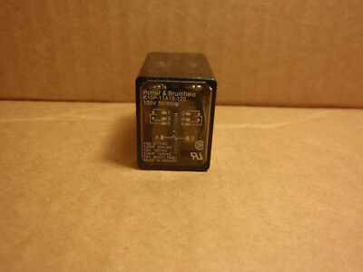 K10P-11D15-24 Potter /& Brumfield Tyco DPDT 15A 8-Blade Relay K10P11D1524