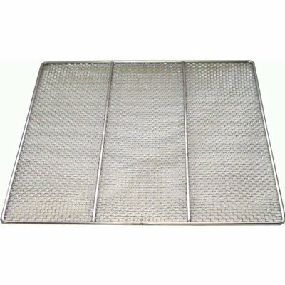 "Stainless Steel Donut Frying Screen 23""x23"""