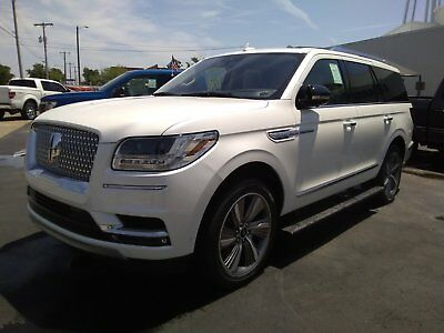 2018 Lincoln Navigator Reserve 2018 Lincoln Navigator RESERVE 4X4 PANORAMIC ROOF, LOADED