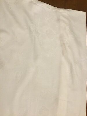 Vintage Pair Of  Large (prob.French) Square Pillow Cases