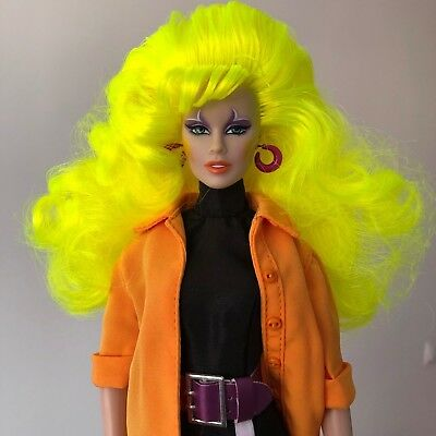 PIZZAZZ Designing Woman doll MINT Jem and the Holograms Integrity Toys
