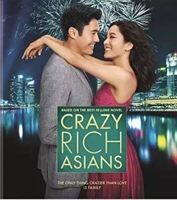 Crazy Rich Asians (2018) BLU RAY DISC ONLY ⬇️READ⬇️NO CASE Blu Ray UNPLAYED