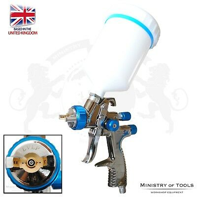 LVLP 1.4mm Spray Gun L-898 AUARITA Low Volume Low Pressure Painting Gun