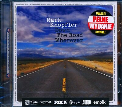 Mark Knopfler - Down The Road Wherever PL  [POLISH EDITION] | NEW